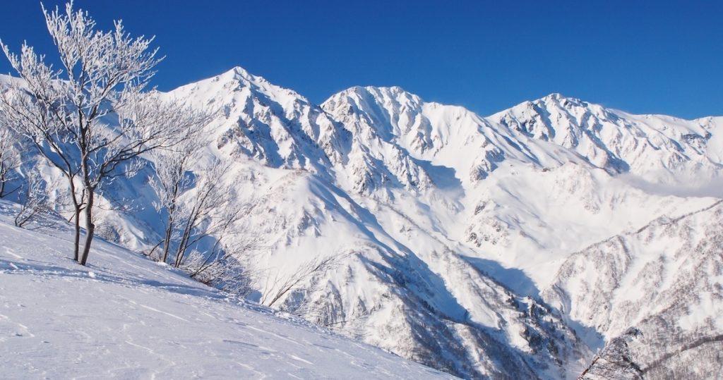 Nagano Hakuba Powder Mountain Happo-one